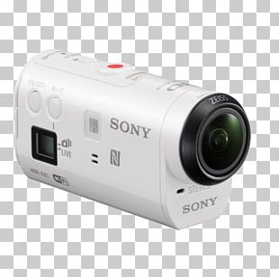 Sony AZ1VR Action Cam Mini Video Cameras Action Camera Sony Action Cam FDR-X3000 PNG