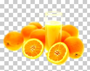 Orange Juice Food PNG