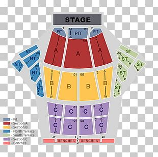 The Greek Theatre Flicker World Tour Theater Seating Plan PNG
