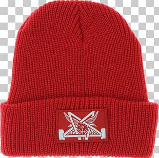 Beanie Thrasher Presents Skate And Destroy Baseball Cap Knit Cap PNG