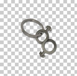 Key Chains Body Jewellery Silver PNG