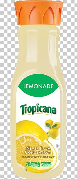 Orange Juice Lemonade Tropicana Products Cranberry Juice PNG