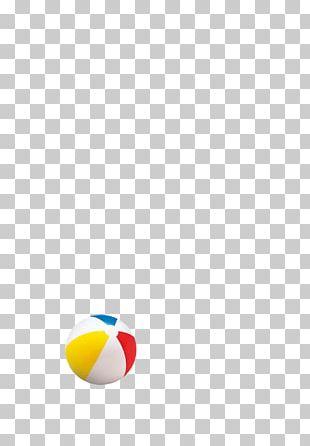 Beach Volleyball Beach Ball PNG