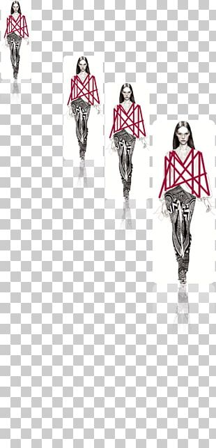 Fashion Design Mood Board Designer PNG