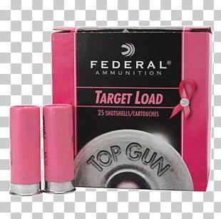 Shotgun Shell Federal Premium Ammunition Cartridge PNG