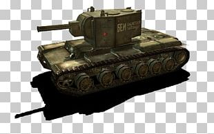 Churchill Tank Self-propelled Artillery Motor Vehicle Self-propelled Gun PNG