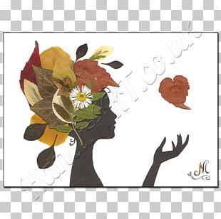 Floral Design Maple Leaf Petal Art PNG