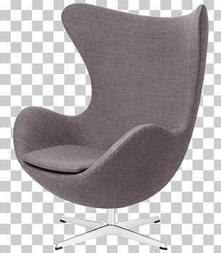 Eames Lounge Chair Egg Ant Chair Fritz Hansen PNG