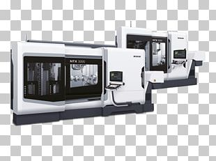 Milling DMG Mori Aktiengesellschaft Computer Numerical Control Lathe Machine Tool PNG