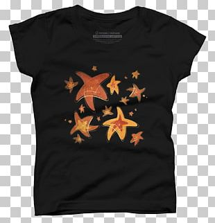 T-shirt Sleeve Brown Brand PNG