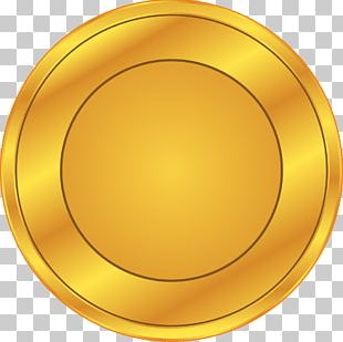 Gold Coin Animation PNG