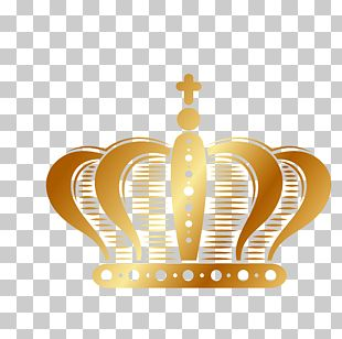 Christ Cross Round Noble Royal Crown PNG