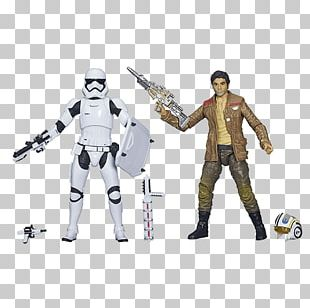 Stormtrooper Poe Dameron Star Wars: The Black Series Action & Toy Figures Finn PNG