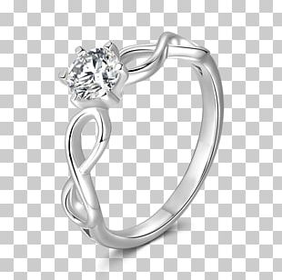 Wedding Ring Silver Gold Body Jewellery PNG