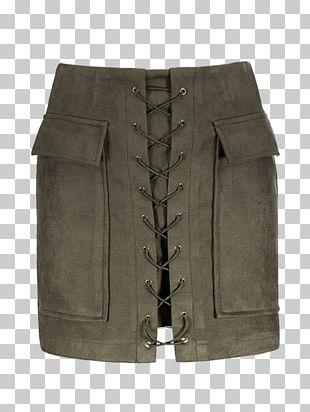 Bermuda Shorts Miniskirt Denim Skirt Suede PNG