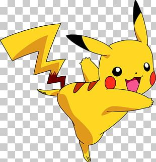 Pokémon Gold And Silver Pikachu PNG