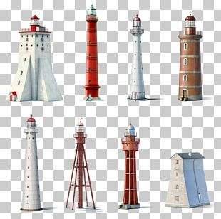 Brush Lighthouse Project Drawing PNG
