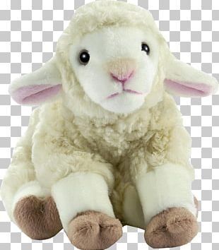 Sheep Goat Plush Stuffed Animals & Cuddly Toys PNG