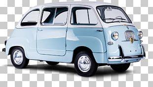 Fiat Multipla Fiat Automobiles Car Fiat 500 PNG
