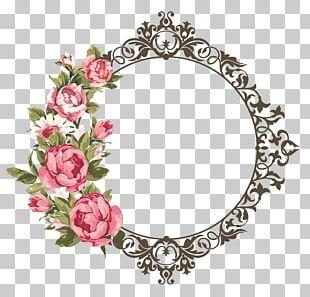 Flower Frames Floral Design PNG