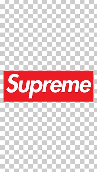Supreme T-shirt Logo New York City Sticker PNG