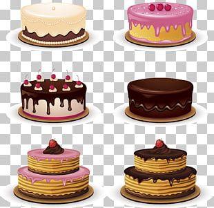 Birthday Cake Cupcake Bakery PNG
