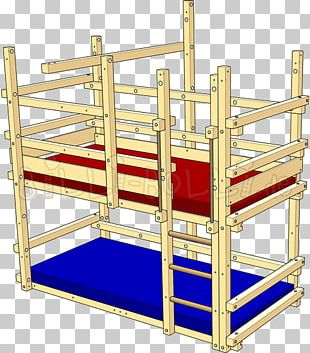 Bunk Bed Furniture Couch House PNG
