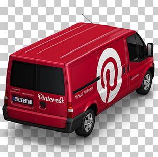 Commercial Vehicle Minivan Compact Car PNG