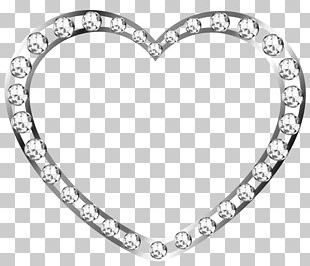 Heart Silver PNG