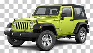 Jeep Wrangler (JL) Sport Utility Vehicle Chrysler 2017 Jeep Wrangler Unlimited Sport PNG