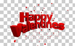 Valentine's Day Happiness Wish February 14 Love PNG