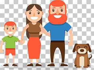 Cartoon Family PNG