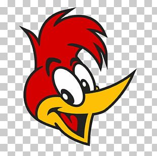 Woody Woodpecker Bugs Bunny Andy Panda Cartoon PNG