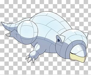 Sandshrew Alola Pokémon Sandslash PNG