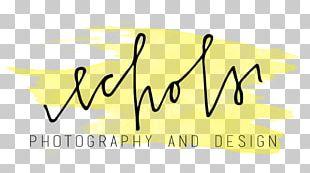 Echols Photography Logo Portrait Photographer PNG