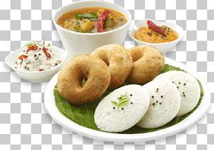 Chutney Idli South Indian Cuisine Sambar PNG