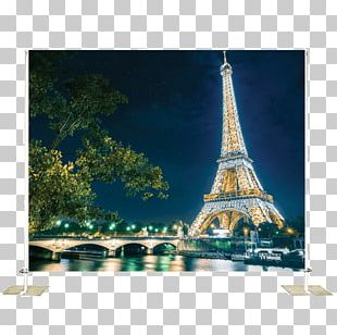 Eiffel Tower Desktop High-definition Television Seine 4K Resolution PNG