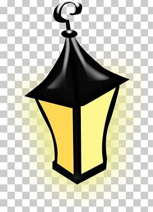 Light Fixture Lantern Oil Lamp Incandescent Light Bulb Street Light PNG