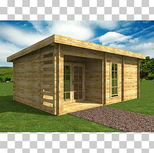Log Cabin House Storey Building Shed PNG