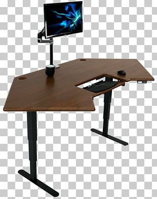 Standing Desk Treadmill Desk Sit-stand Desk PNG