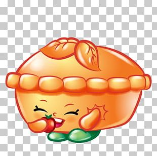 Apple Pie Pumpkin Pie Shopkins Muffin PNG