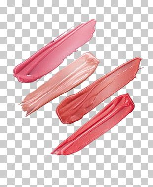 Lipstick Make-up Red Brush PNG
