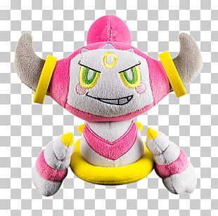 Pokémon X And Y Hoopa Stuffed Animals & Cuddly Toys Plush PNG