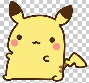 Kavaii Pikachu Chibi Ero Kawaii PNG