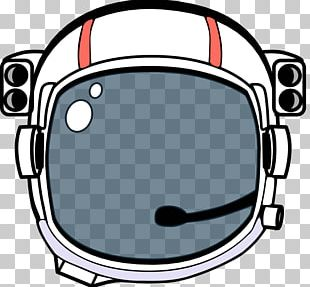 Astronaut Space Suit Helmet Outer Space PNG