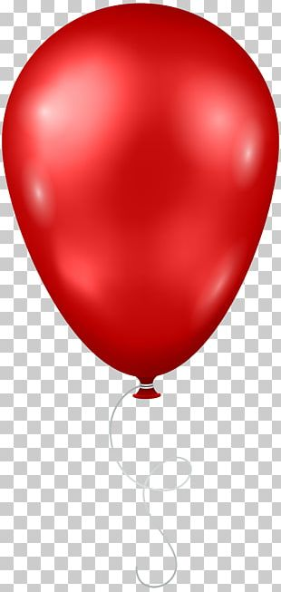 Balloon Red Stock.xchng PNG
