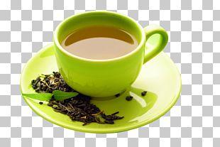 Green Tea Coffee Cupcake PNG