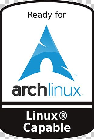 Logo Font Brand Arch Linux PNG