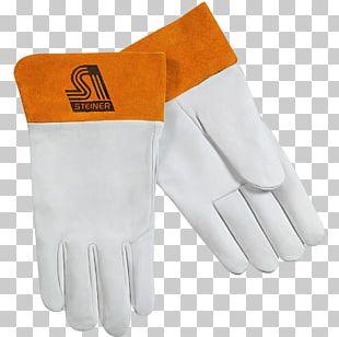 Gas Tungsten Arc Welding Glove Leather Kevlar PNG