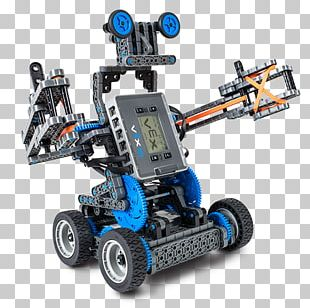 VEX Robotics Competition Robot Kit Hexbug PNG